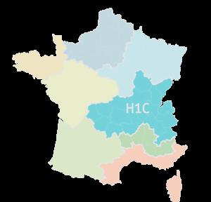 Zone climatique H1C