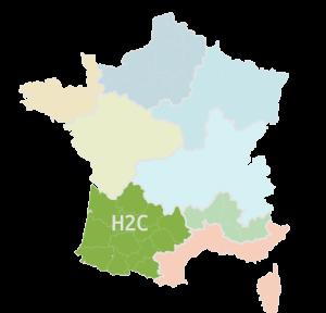 Zone climatique H2C